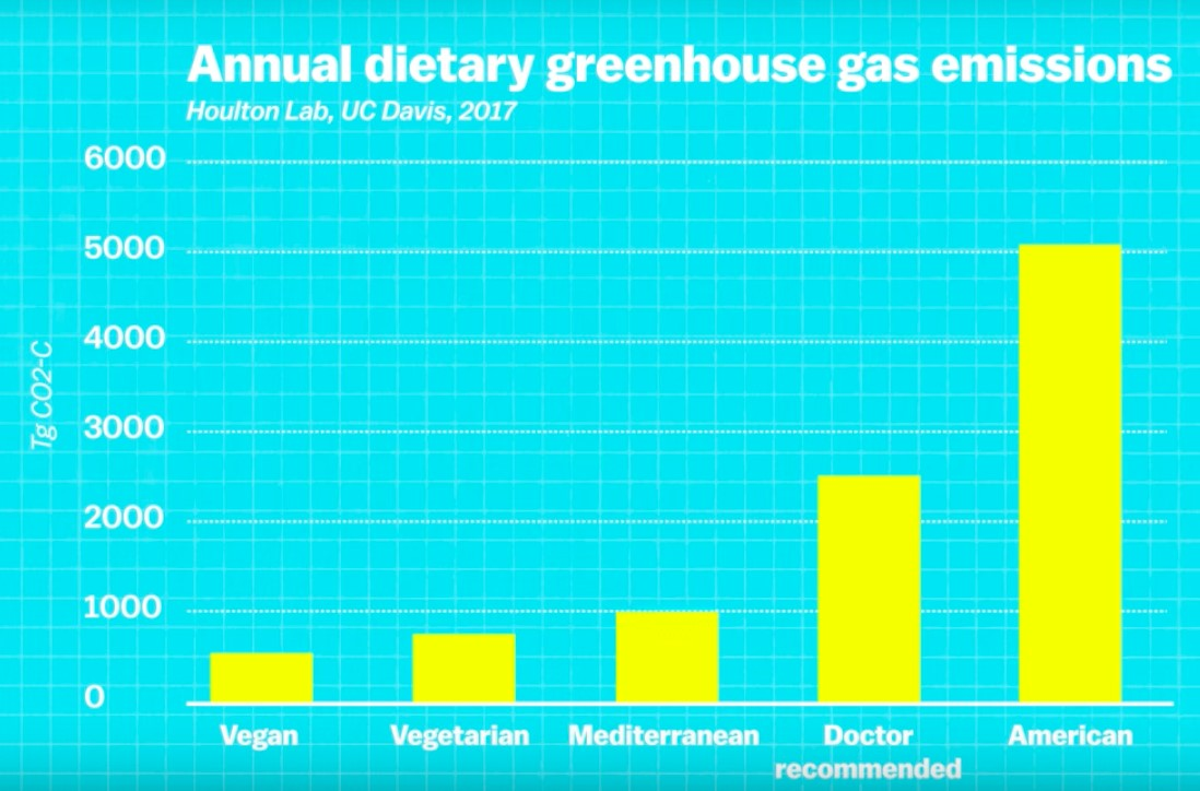 Anti-Climate Change Diets: Do We Have to Go Whole Hog? | (CEEDS)